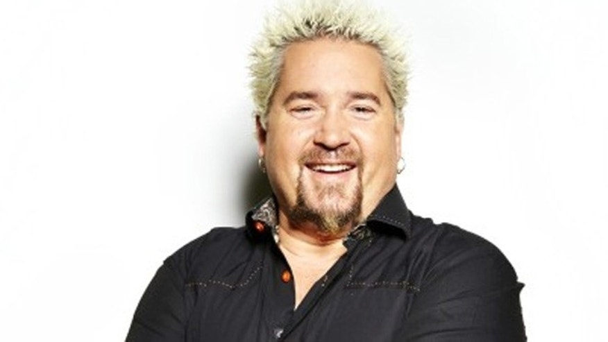Food Network star Guy Fieri officiated the marriage of 101 gay couples in Florida.