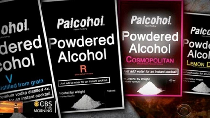 State legislators are getting support for bills that would ban powdered alcohol.