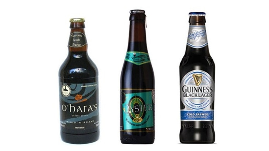 Celebrate St. Patrick's Day with an authentic Irish beer.