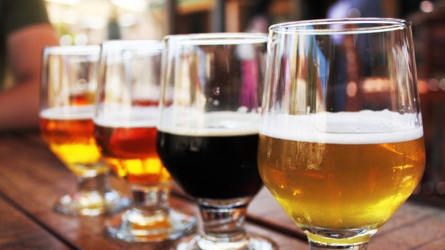 A craft beer bracket will determine the ultimate March Madness brew.