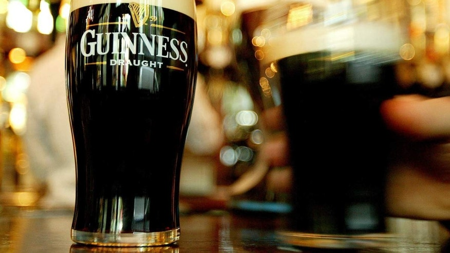 Fancy a healthy? Turns out Guinness really isn't that bad for you.