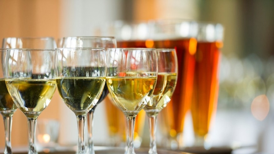 People who consume wine and beer may be getting too much arsenic in their diet.