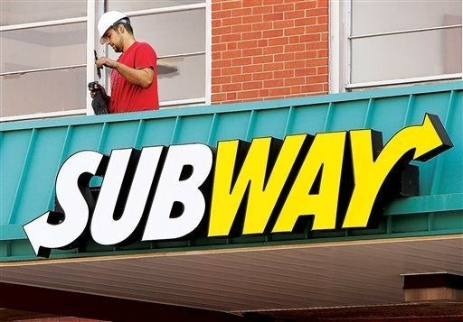 Opening a Subway is surprisingly inexpensive