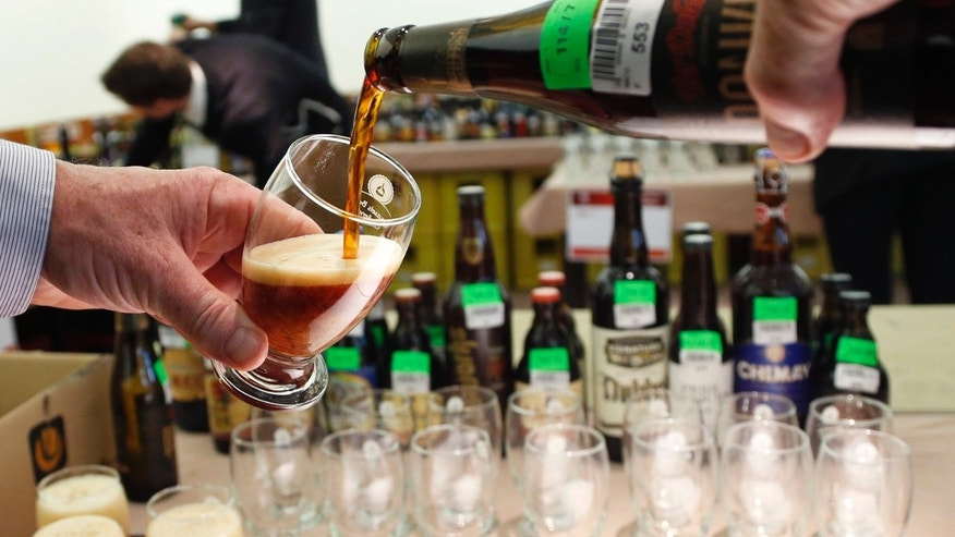 American craft beer is being welcomes by international markets looking for something new.