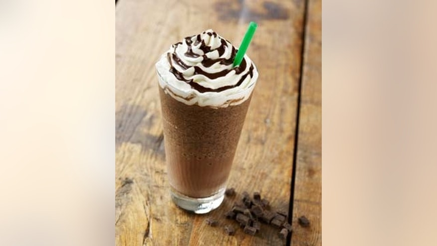 Is there fresh coffee in Frappuccino?
