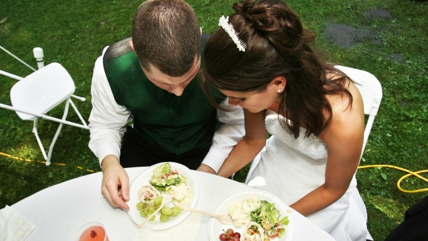 Don't spend more than you have to on a great wedding day meal.