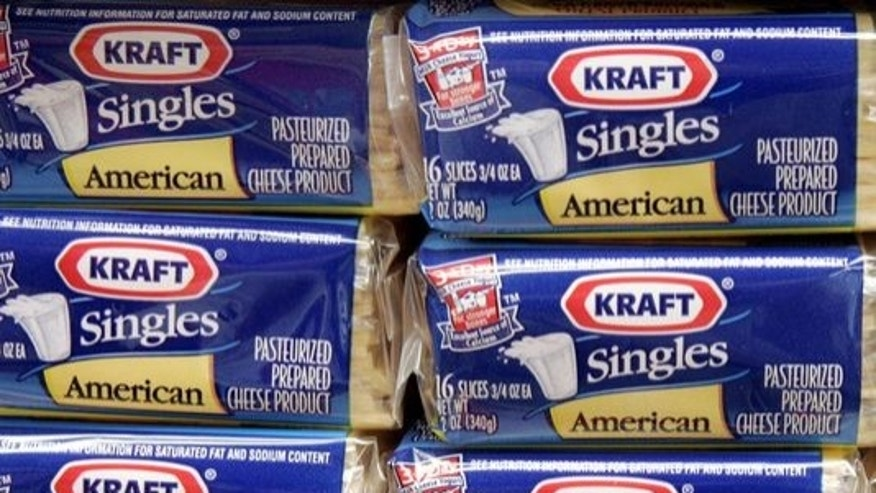 Kraft Singles will no longer bear a 'Kids Eat Right' endorsement label.