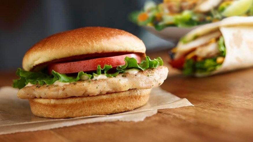 "McDonald's new ""Artisan Grilled Chicken"" is an attempt by the company to keep up with changing consumer preferences."