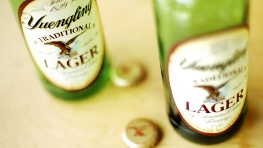 Yuengling takes the top spot on the Brewers Associations list of most prolific craft breweries.