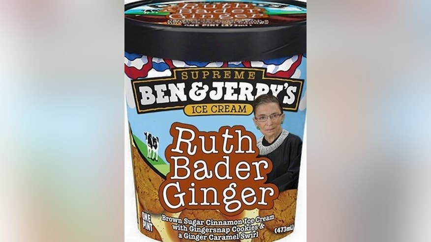 The proposed flavor is described as brown sugar cinnamon ice cream with gingersnap cookies and ginger caramel swirl.
