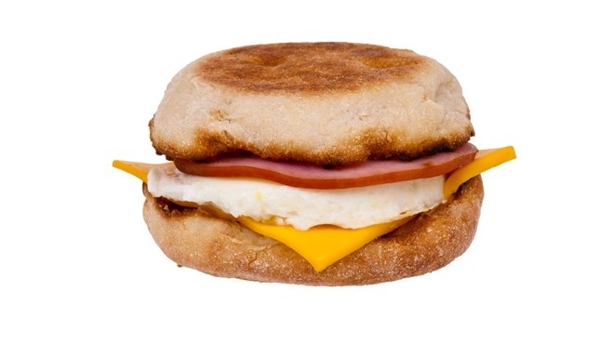 McDonald's has started giving away McMuffins to lure Taco Bell breakfast customers back.