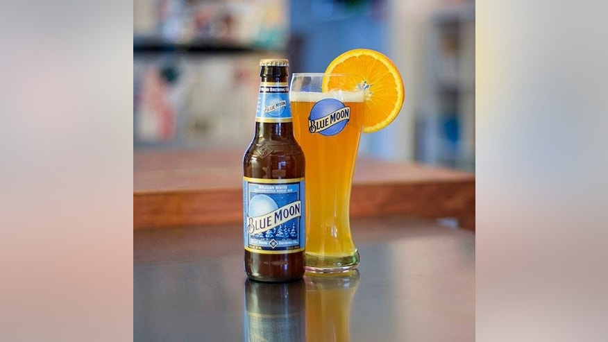 Blue Moon is brewed by beer giant MillerCoors.