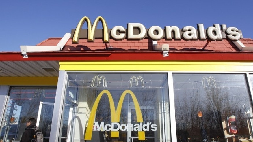 A McDonald's location in England is trying to curtail unruly drunk behavior by breathalyzing people before entering.