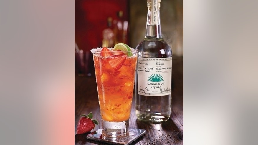 The Ultimate Casamigos Strawberry Margarita will be featuring in TGI Friday's restaurants across the country.