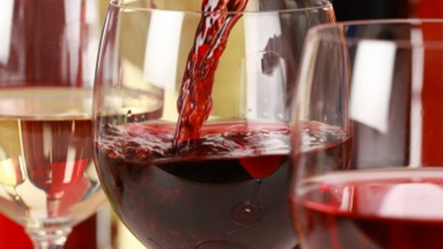 Cheers to your health. Which wine should you be drinking?
