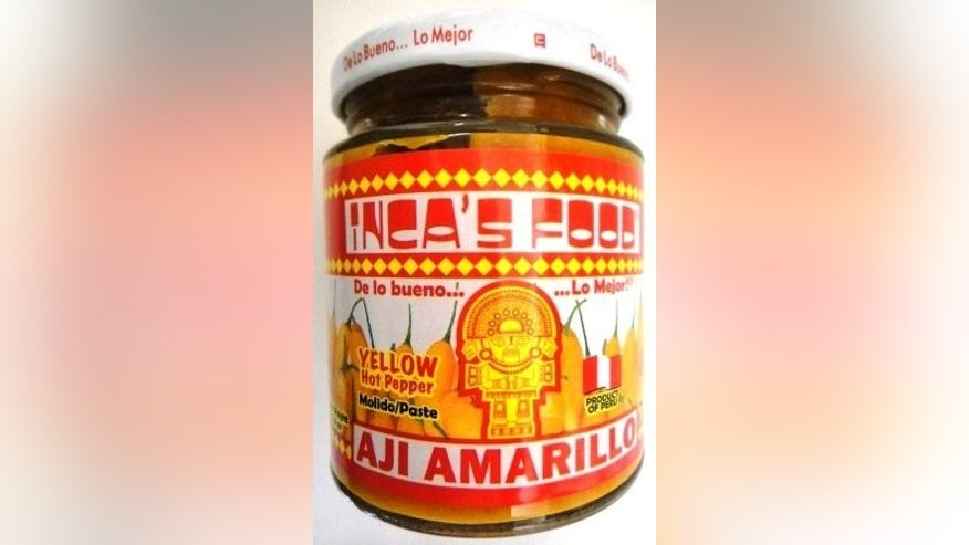 Aji Amarillo Paste - Peru