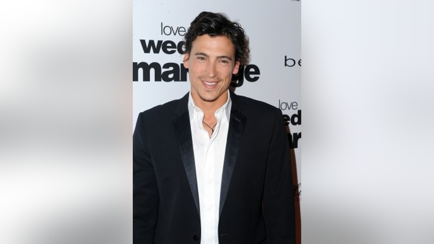 "Former teen heartthrob Andrew Keegan started his own religion ""Full Circle"" last year."