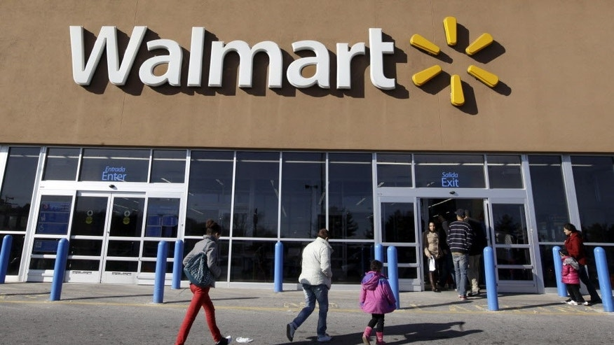 Walmart is the nation's largest food supplier.