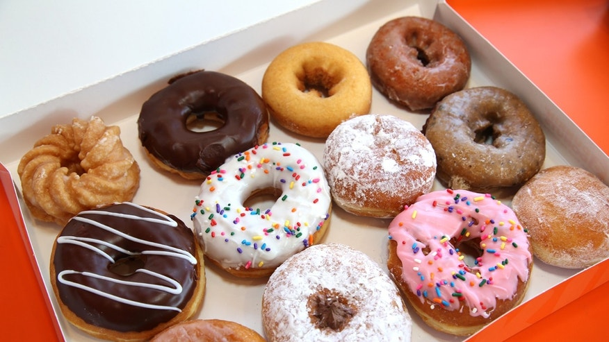 Dunkin' is offering a free donut with any drink purchase.