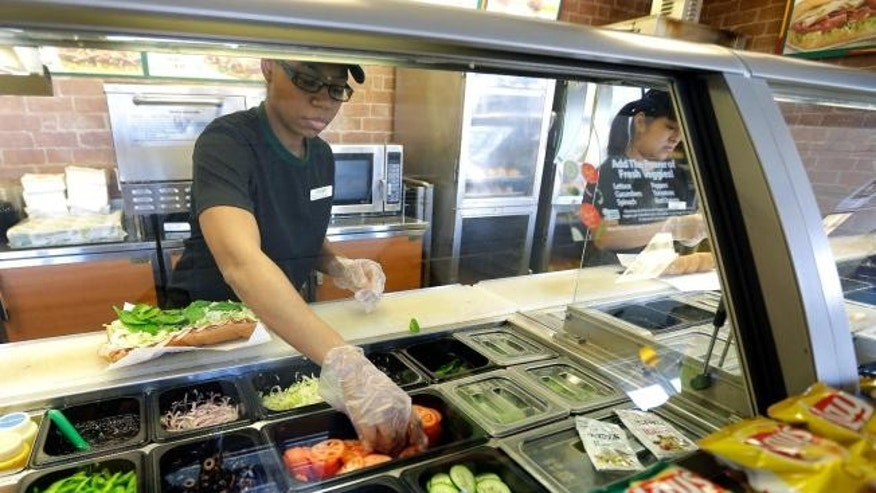Subway is making the move to remove artificial ingredients in coming months.
