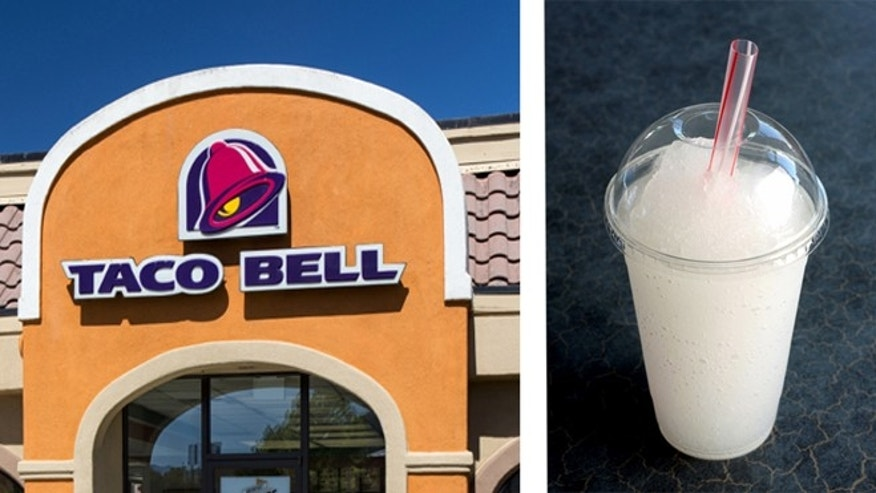 Taco Bell will be serving alcohol-infused slushies.
