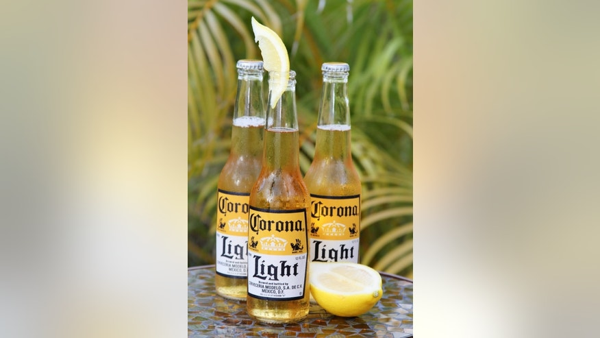Corona is the fifth most popular beer in the U.S.