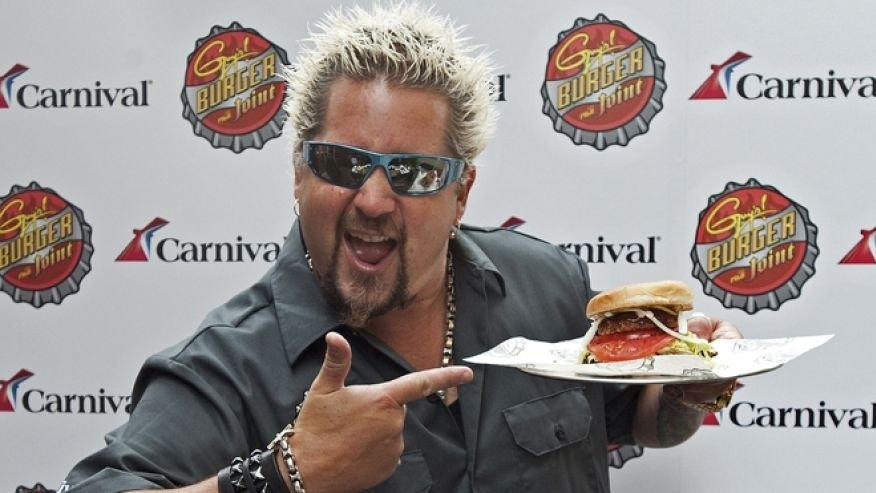 Guy Fieri just wouldn't be the chef he is today without his famous Donkey Sauce.