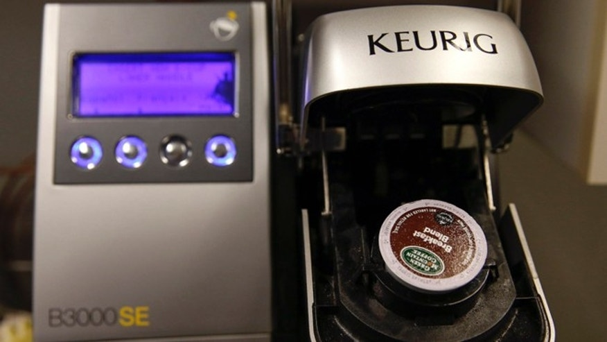 Single-serve coffee machines like Keurig are transforming the way Americans consume coffee.