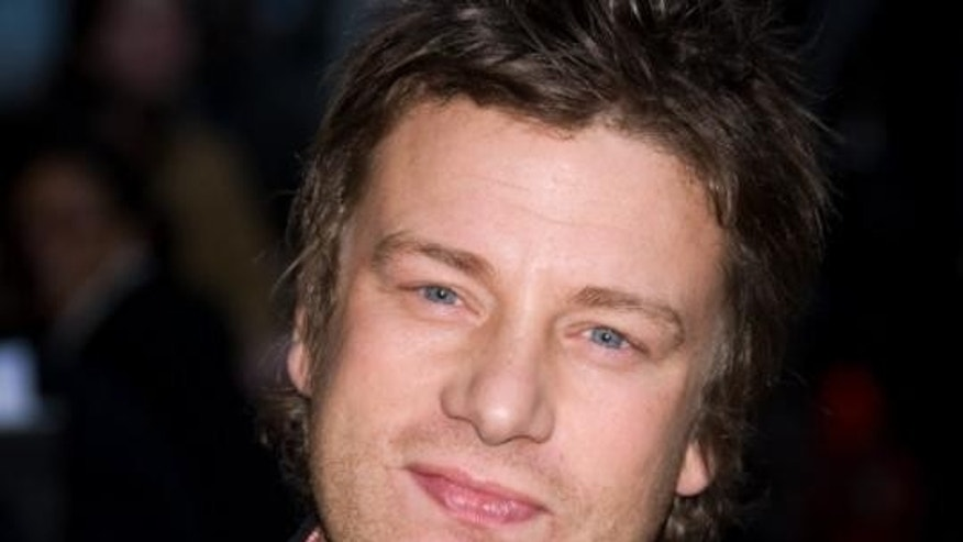 Jamie Oliver is taking a stand against sugary drinks.