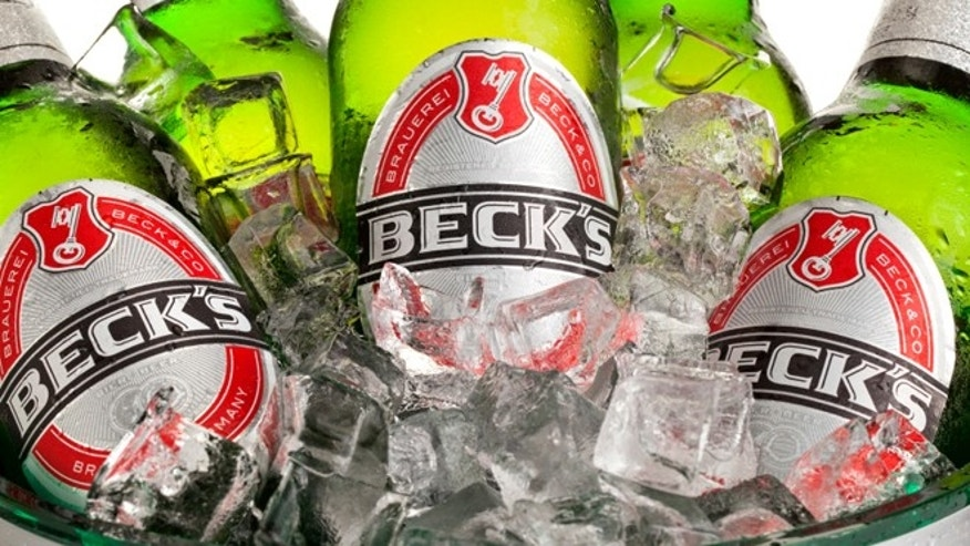 Beck's beer drinkers in the U.S. may be entitled to a refund.