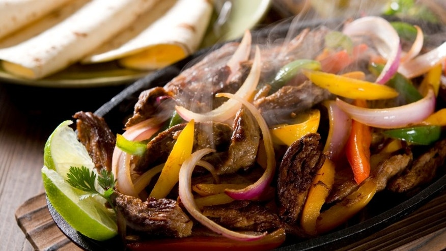 Easy fajitas may become your favorite weeknight recipe.