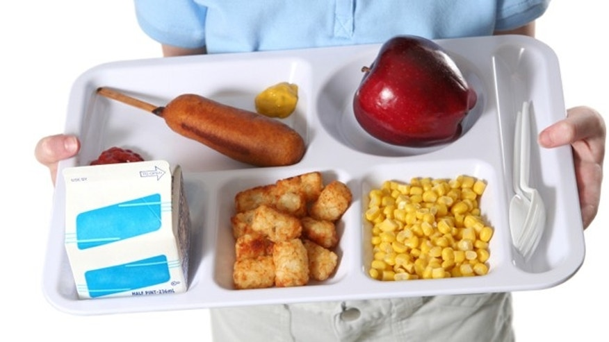 Would you pay almost $100 to dine like a first grader?