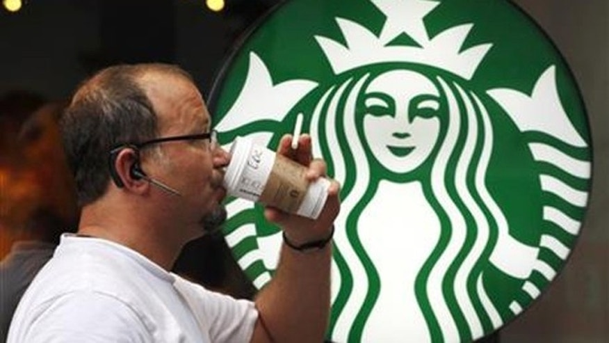 The increase would bring the price of a large coffee to $2.45 in most U.S. stores.