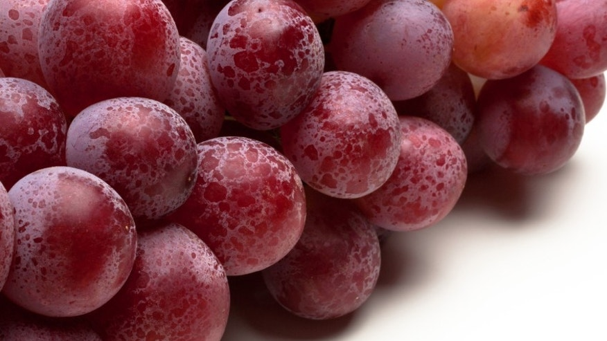 Ruby Romans may be the world's most expensive grape variety.