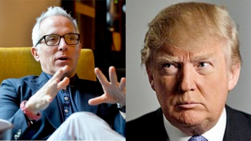 Zakarian announced he too is dropping out of Trump's new hotel in Washington, D.C.