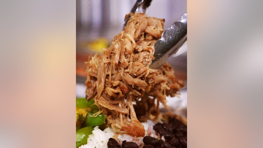 Carnitas pork accounts for between 6 to 7 percent of all Chipotle orders.