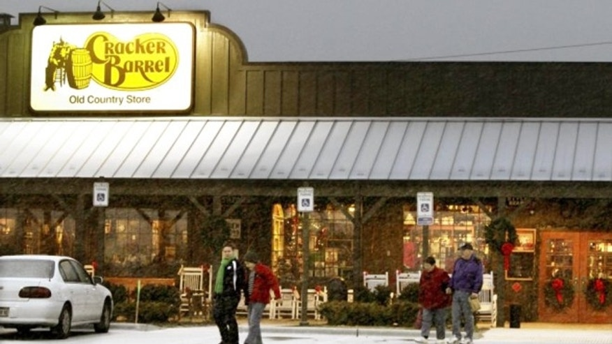 Should Cracker Barrel change its name?