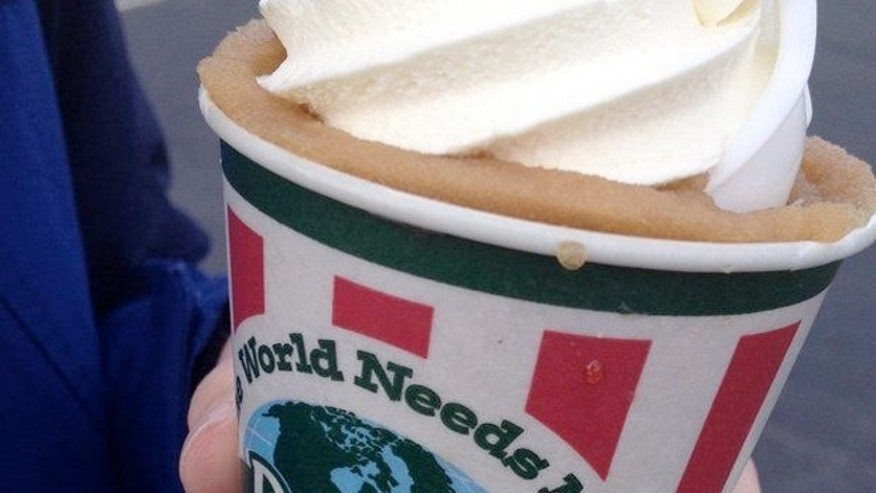 National Italian ice chain Rita's announced its beloved frozen custard is being phased out due to the egg shorrage.