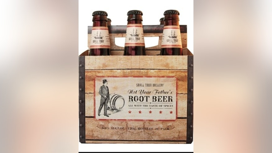 Not Your Father's Root Beer has 5.9 percent ABV.