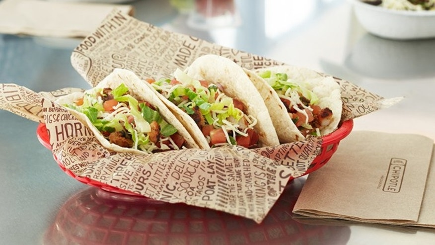 Is a taco at Chipotle really healthier than a Subway sandwich?