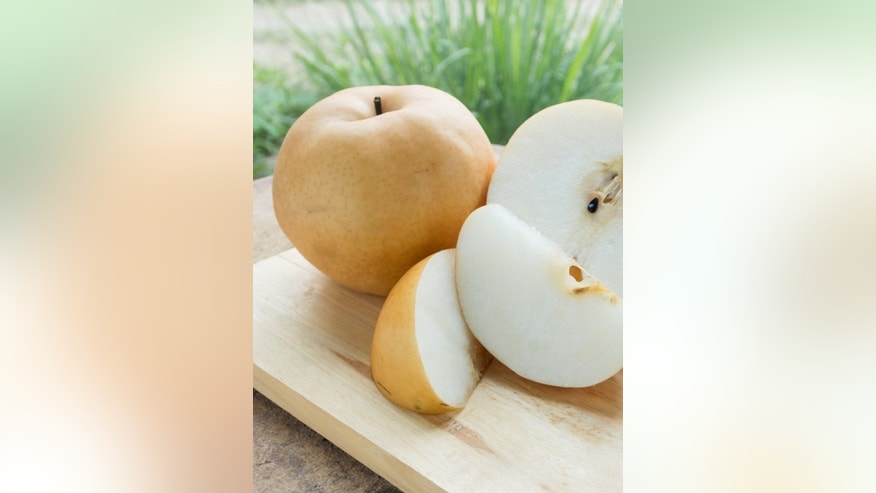 Asian pear juice may ward off hangovers when consumed before drinking.