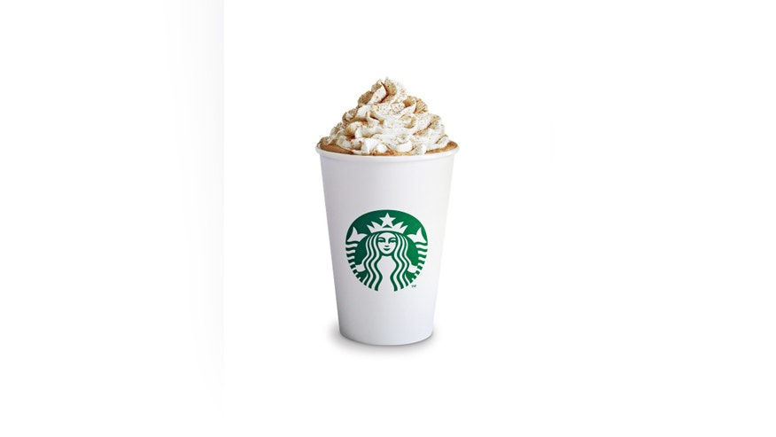 Nothing says fall quite like a Starbucks Pumpkin Spice Latte.