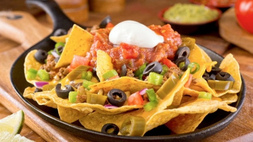 Kailynn Roland and her boyfriend on Monday ordered some triple-layered nachos at a Florida Taco Bell drive-thru.