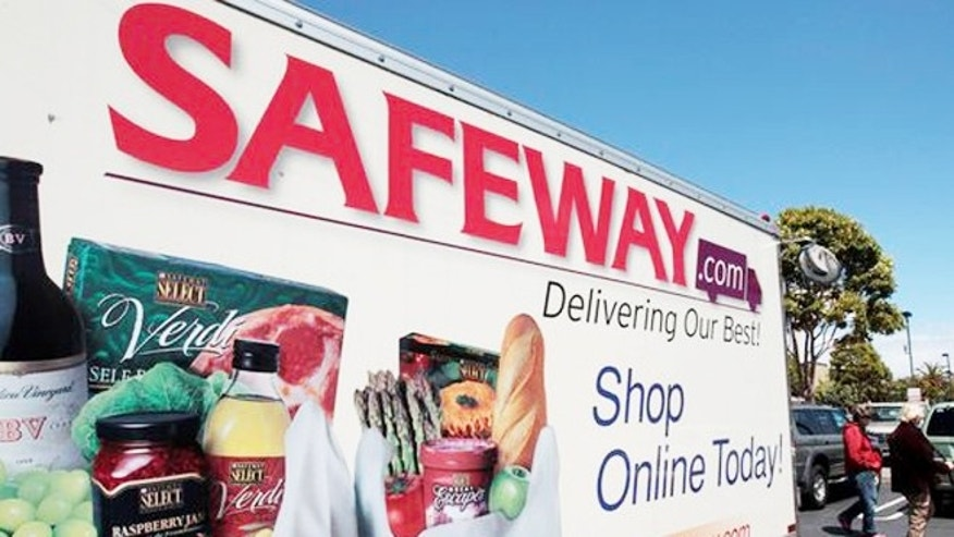 Safeway has been found guilty of marking up food items in its online store.