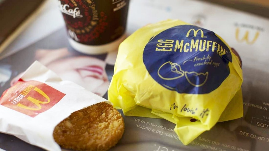 McDonald's all-day breakfast may exacerbate the egg shortage crisis.