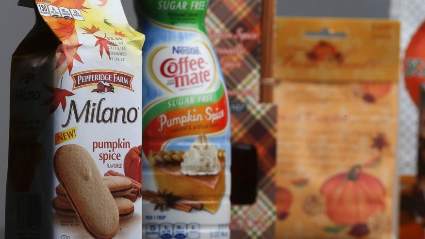 Pumpkin spice foods are still dominating the fall marketplace.