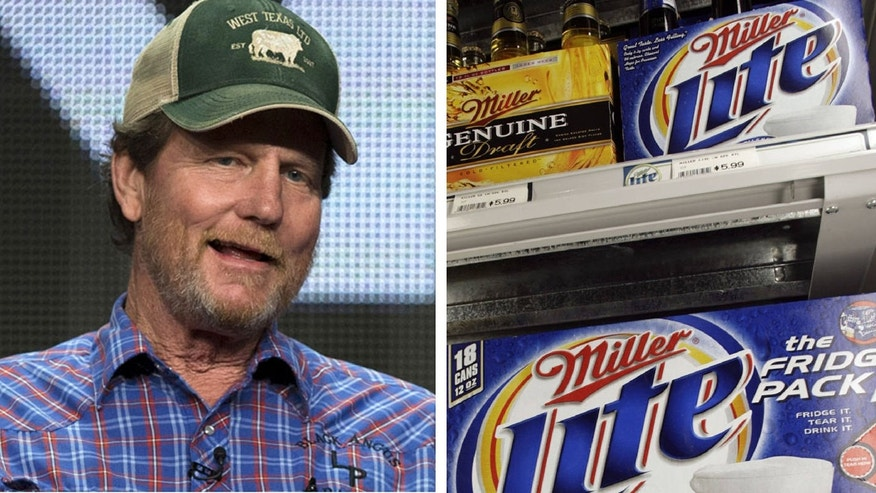 Rooster McConaughey -named his son after his favorite beer.