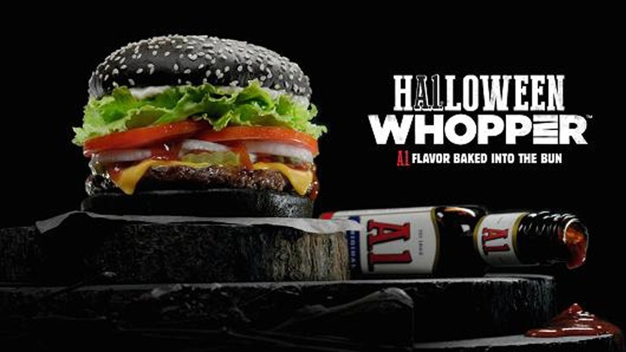 Burger King is rolling out an Americanized version of their buzzworthy black burger.