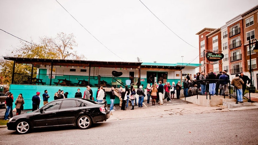 This Austin hot spot is known for its mile-long lines.