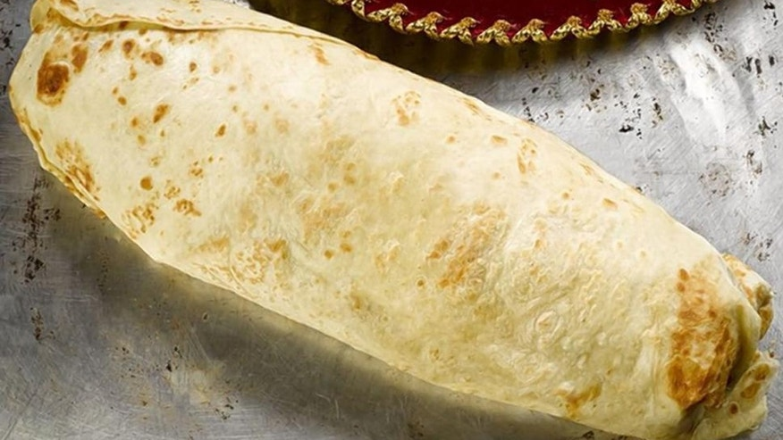Don Chingon in Brooklyn has a 30-pound burrito.